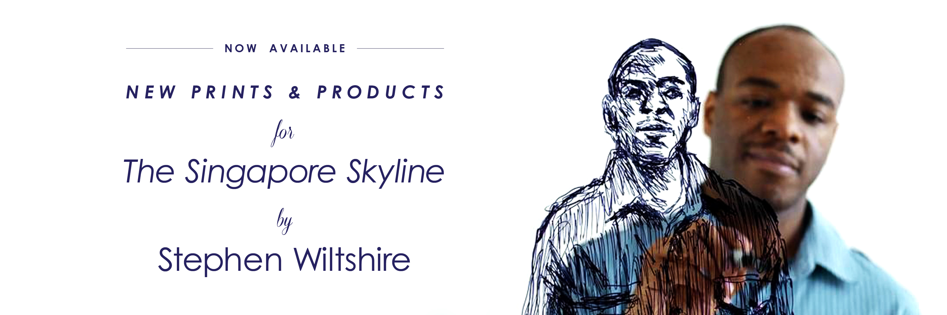 Stephen Wiltshire Products - Exclusive Pathlight Mall Merchandise