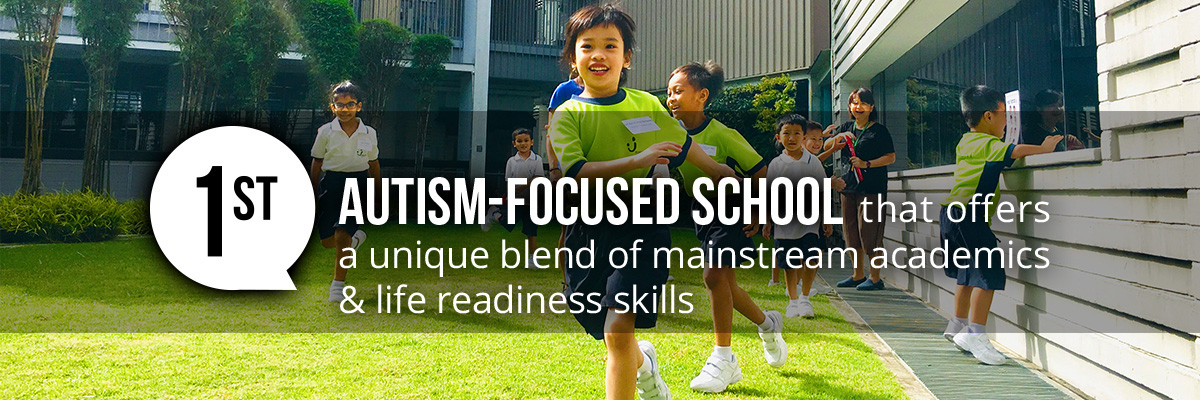 First Autism Focused School in Singapore