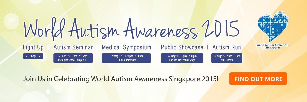 World Autism Awareness 2015