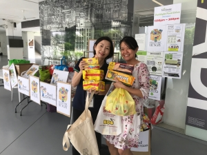 Values in Action: Pathlighters Join the Fight Against Hunger and Poverty