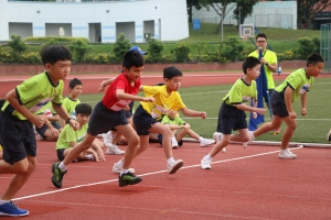 Upper Primary School Sports Day 2017