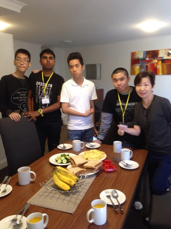Overseas Learning Trip to Australia, Melbourne for Secondary School students