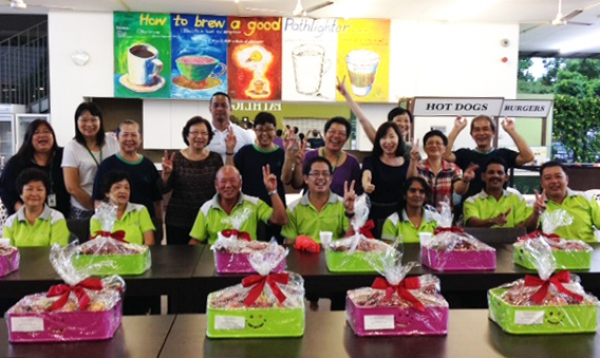 Cleaners' Appreciation at Pathlight School