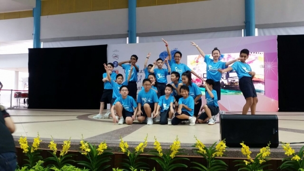 World Autism Awareness 2015: Public Concert and Exhibition at Ang Mo Kio Central