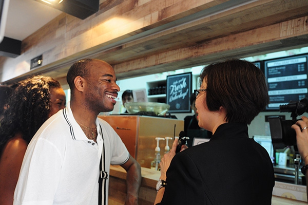 Stephen Wiltshire Visits Pathlight School