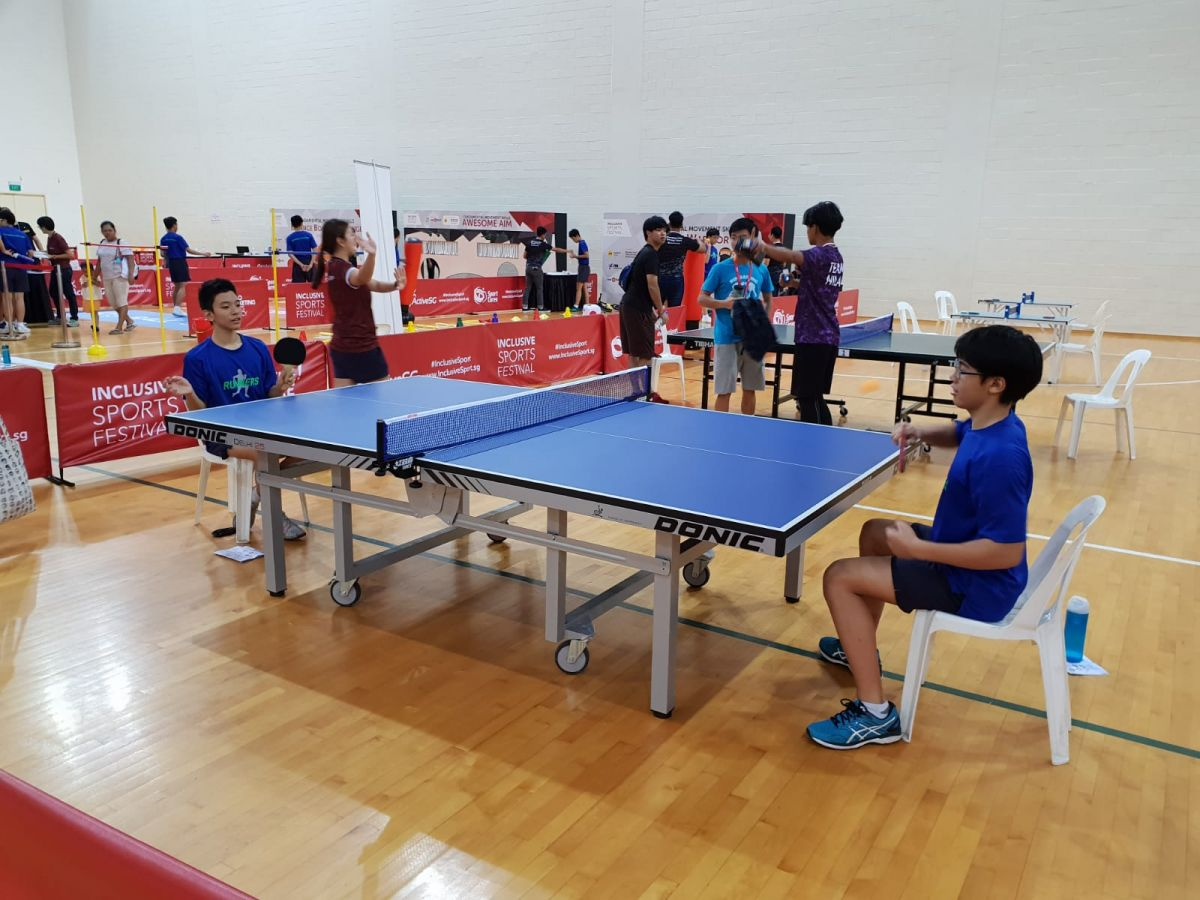 Pathlight students united by sport