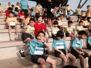 Upper Primary School Sports Day