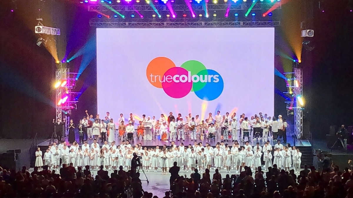 True Colours Festival 2018