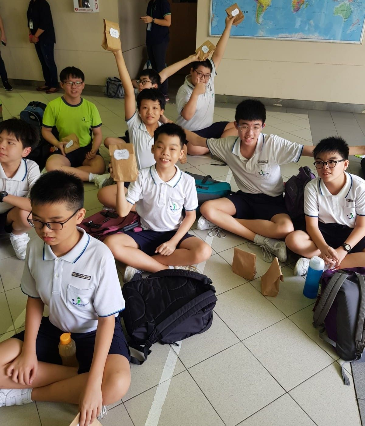 Best of luck for the PSLE!